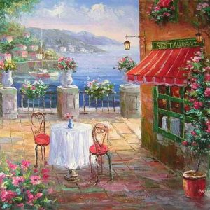 Greece - caffe